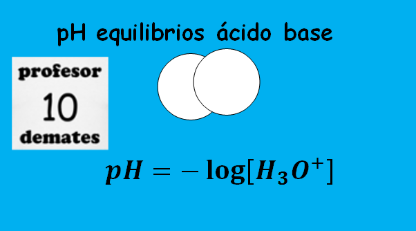 ph acido y base quimica 2 bachillerato