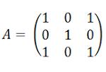 Potencias de matrices por recurrencia