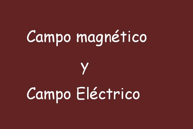 campo magnetico y campo electrico selectro de velocidades